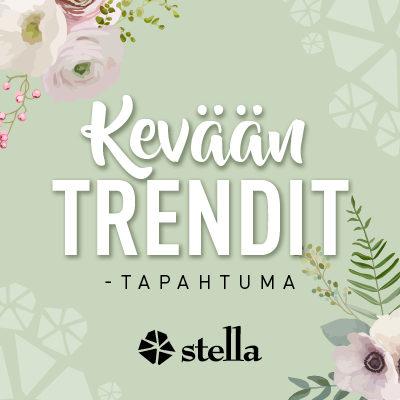 Kauppakeskus Stella tapahtuman ilme