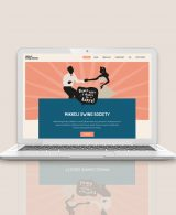 Mikkeli Swing Societyn nettisivut teki Kojootti Design.