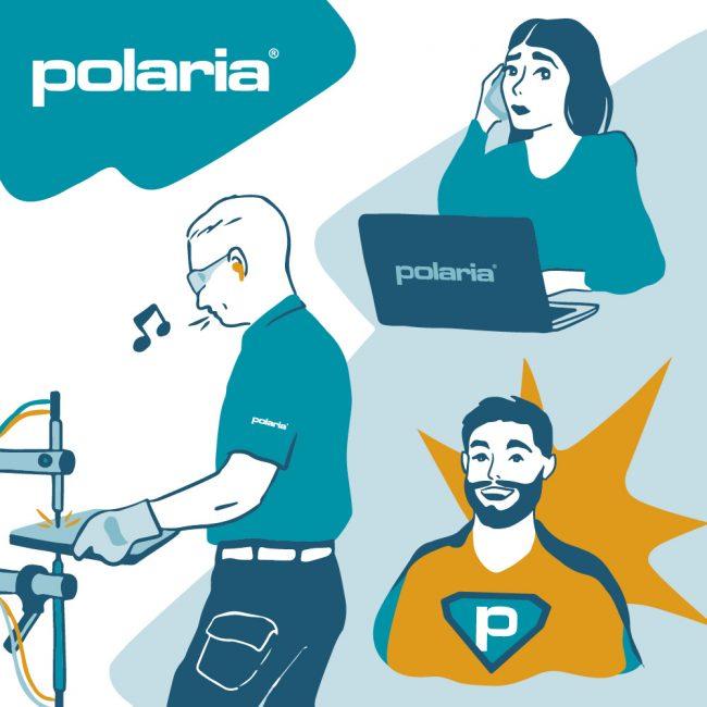 Polaria kuvitukset